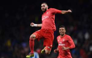 Benzema Espanyol Real Madrid LaLiga