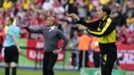 Thomas Tuchel Pep Guardiola Borussia Dortmund Bayern Munich 21052016