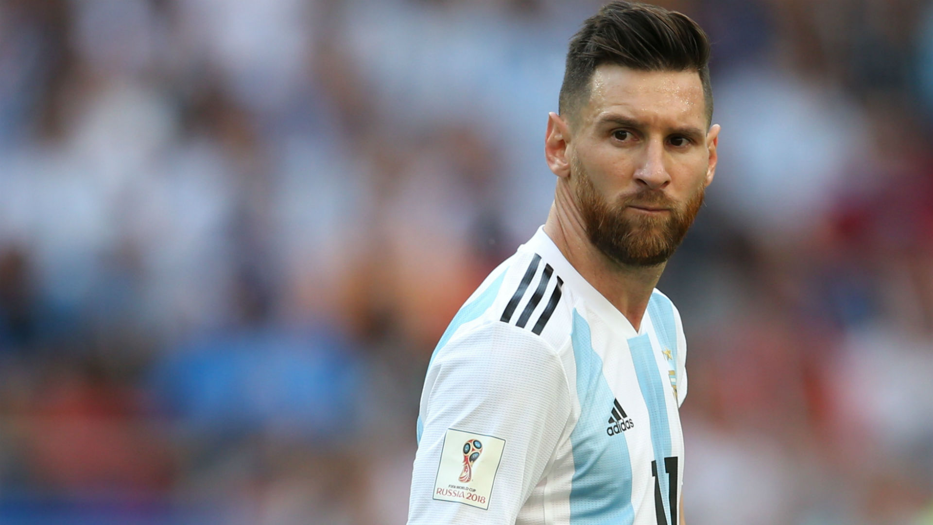 Football will be unfair if Messi doesn't win a World Cup - Ustari