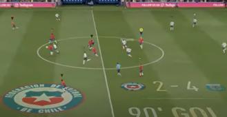 Argentina Chile FIFA 20