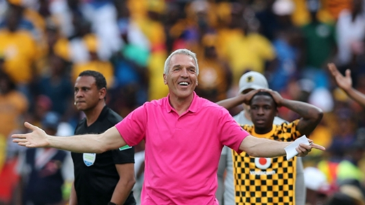 'There is something special about where Kaizer Chiefs are' - Middendorp