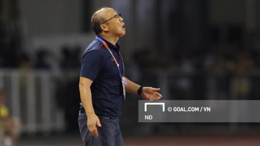 HLV Park sẽ bị không cấm bị chỉ đạo dù nhận thẻ đỏ ở SEA Games. | Goal.com