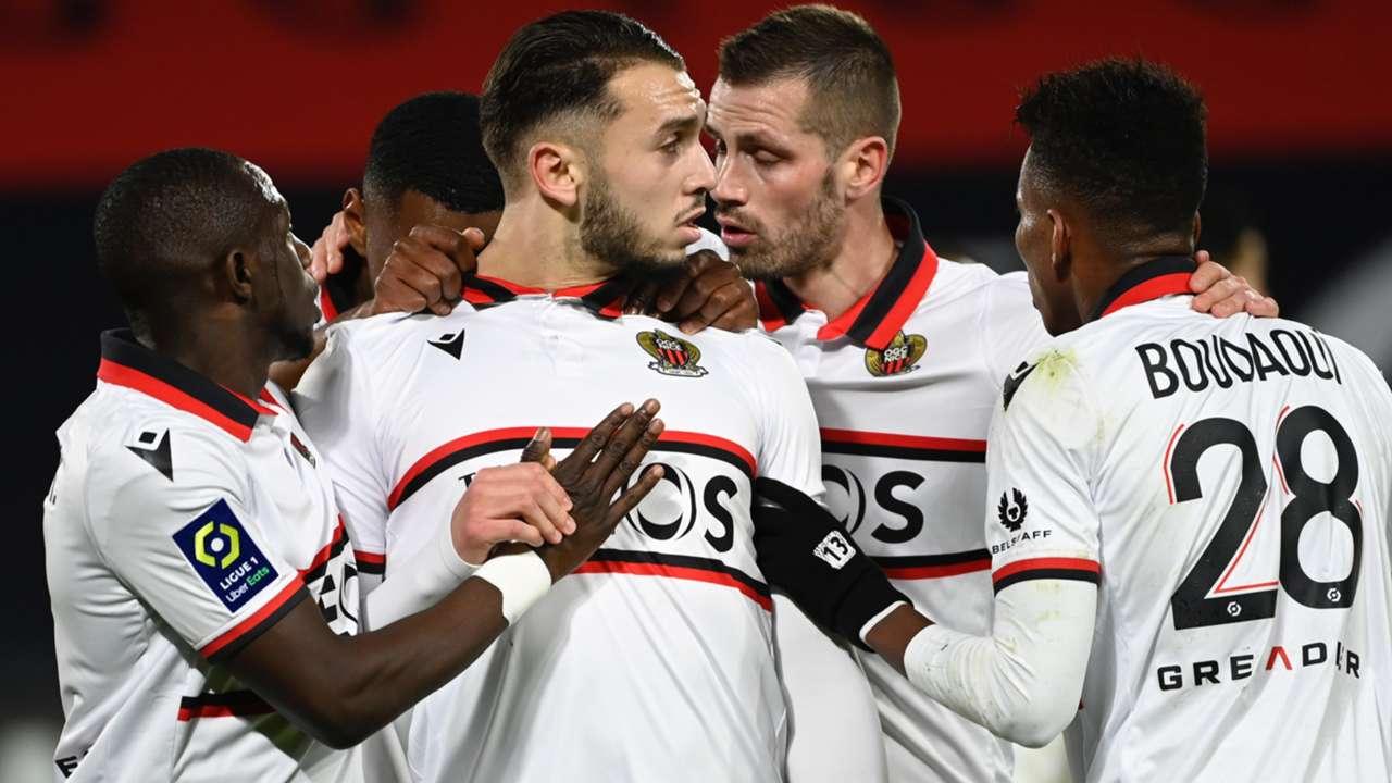 Amine Gouiri Rennes Nice Ligue 1 26022021