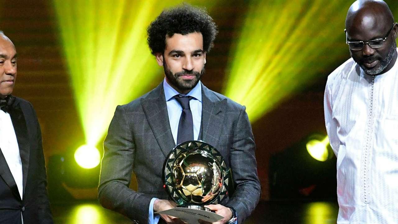 Mohamed Salah 2019