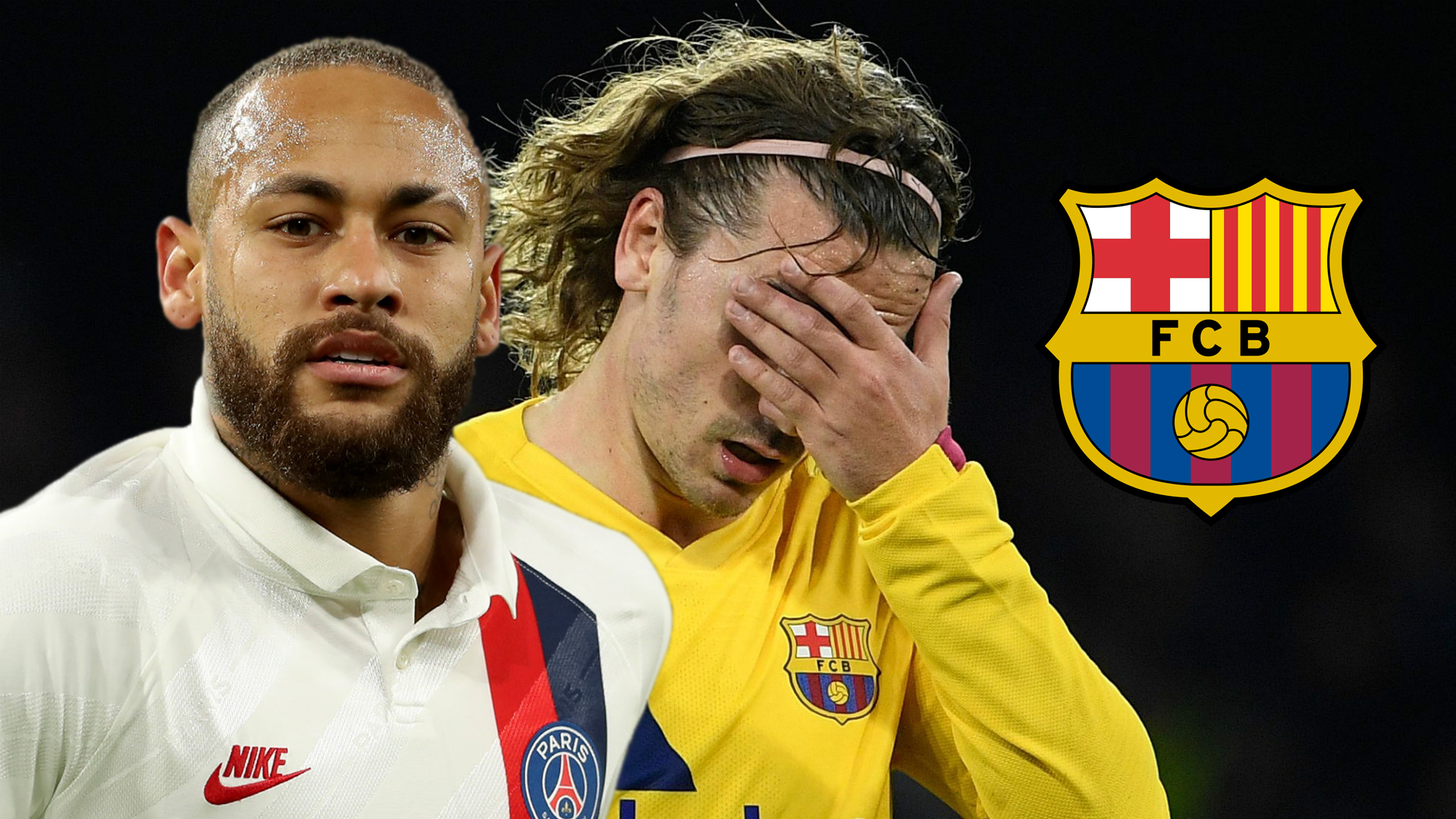Transfer news and rumours LIVE: Barca hoping to swap Griezmann for Neymar