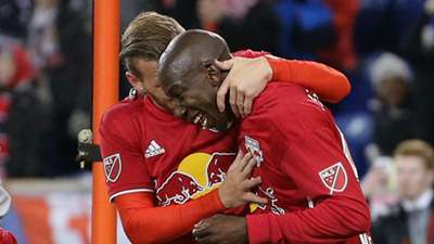 Bradley Wright Phillips Daniel Royer New York Red Bulls