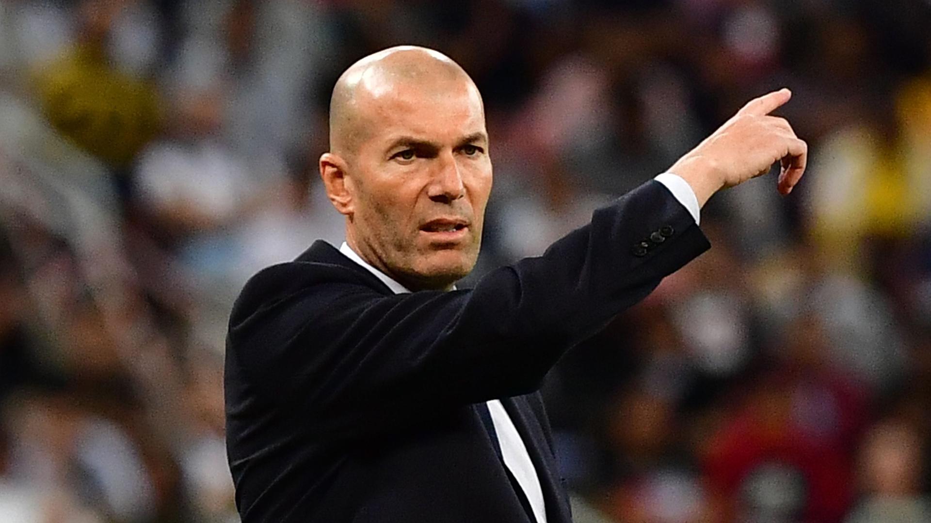 """Real Madrid - Zidane """"tirera le meilleur"""" d'Eden Hazard"""