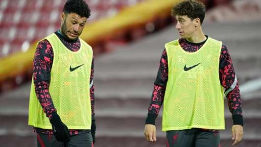 Konate and Tsimikas show Liverpool promise - but Oxlade-Chamberlain is no Firmino | Goal.com