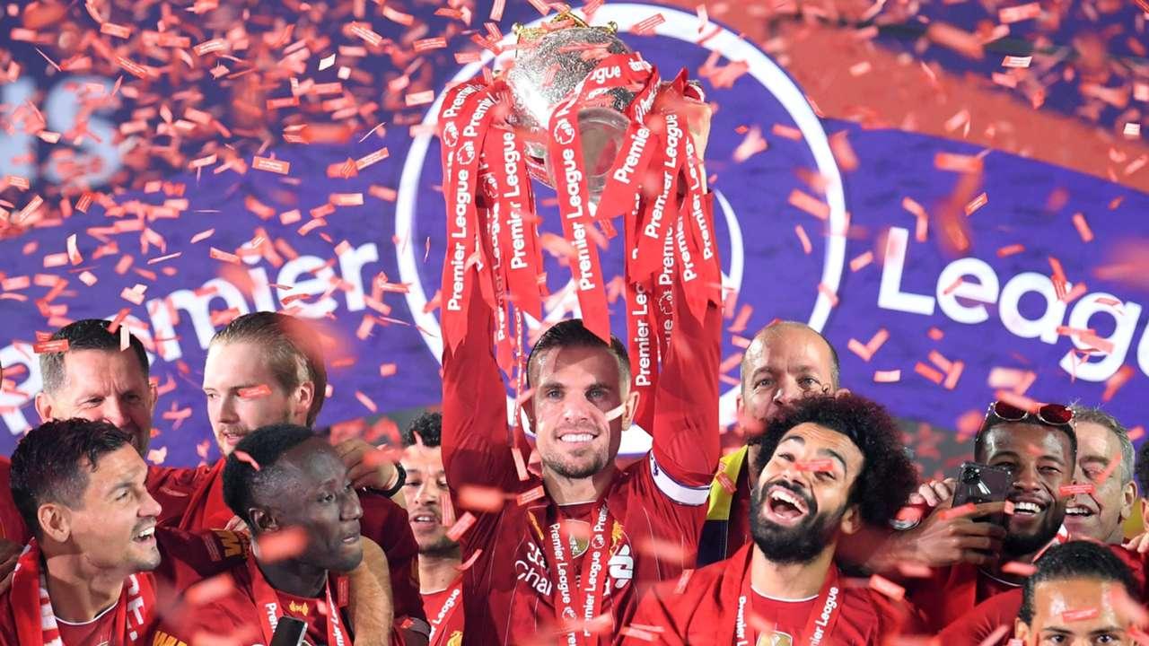 Henderson Liverpool trophy 2020
