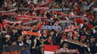 Fans, Malaysia v Indonesia, 2022 World Cup qualifier, 19 Nov 2019