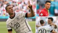 Robin Gosens Germany Portugal Euro 2020 GFX