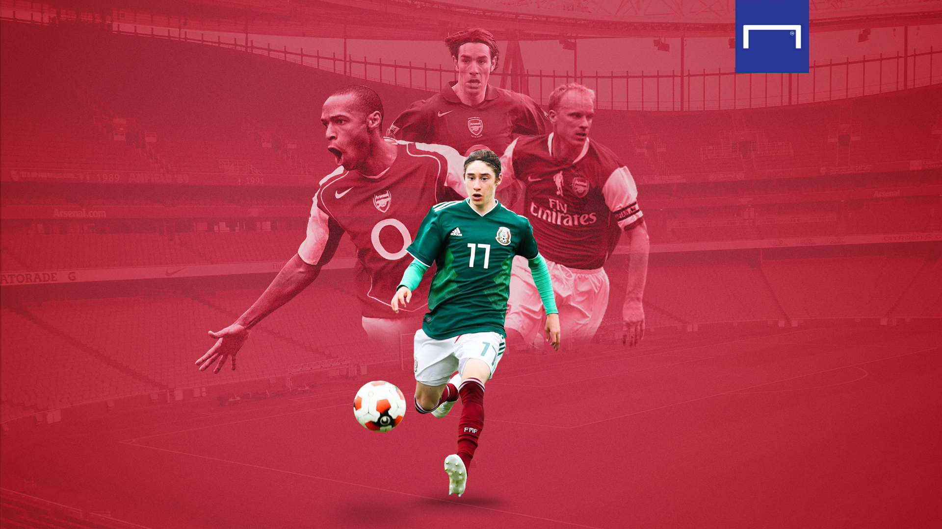 'I want to be an Arsenal legend' - Mexican youth star Flores reveals Gunners dream and Saka influence