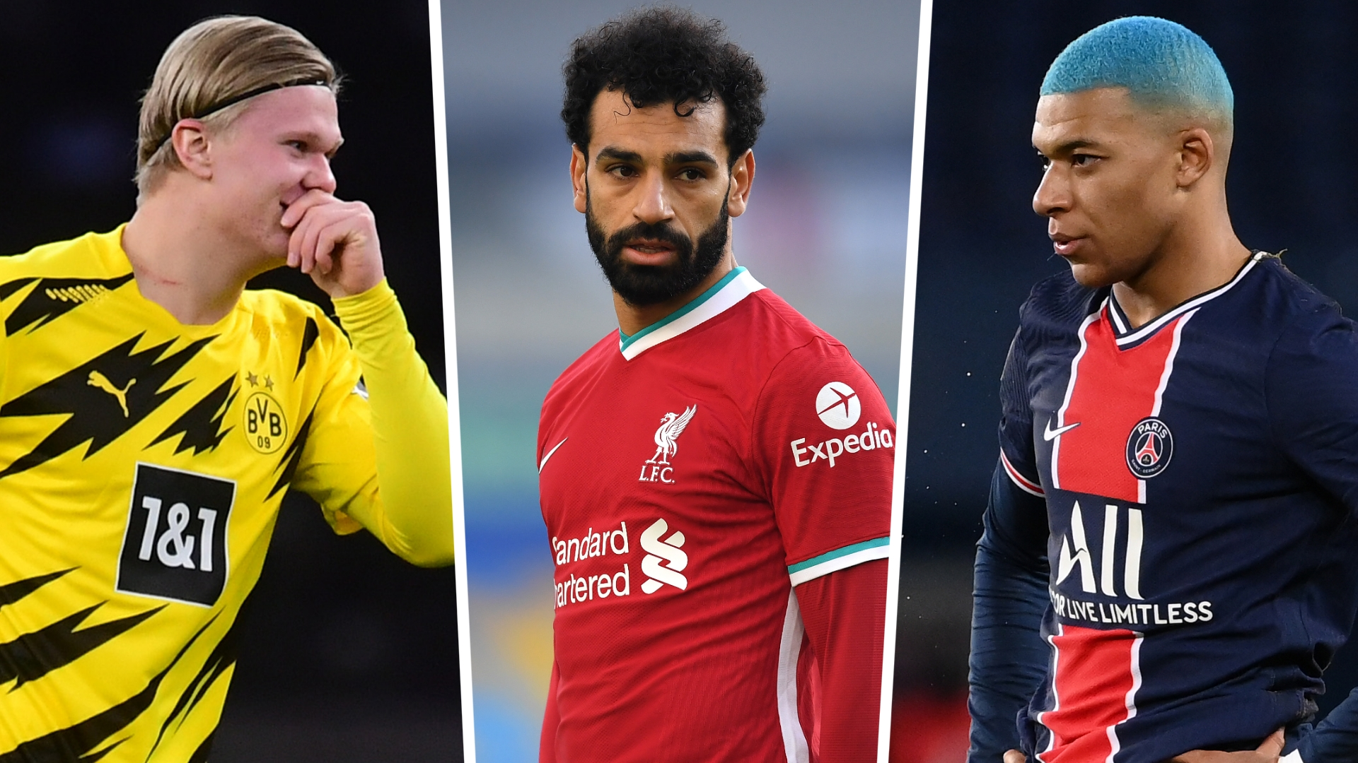 'If Salah goes, would Mbappe or Haaland want Liverpool?' – Barnes not convinced Egyptian will leave