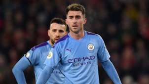 Aymeric Laporte Man City Sheffield United