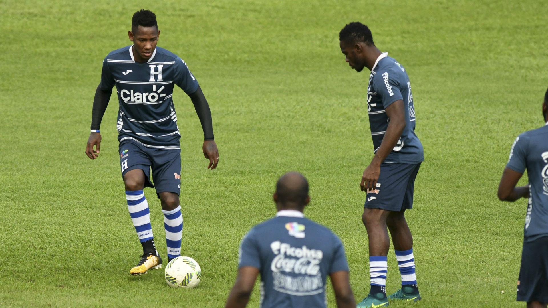 Honduras training