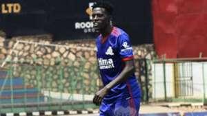 Fahad Bayo of Vipers SC.