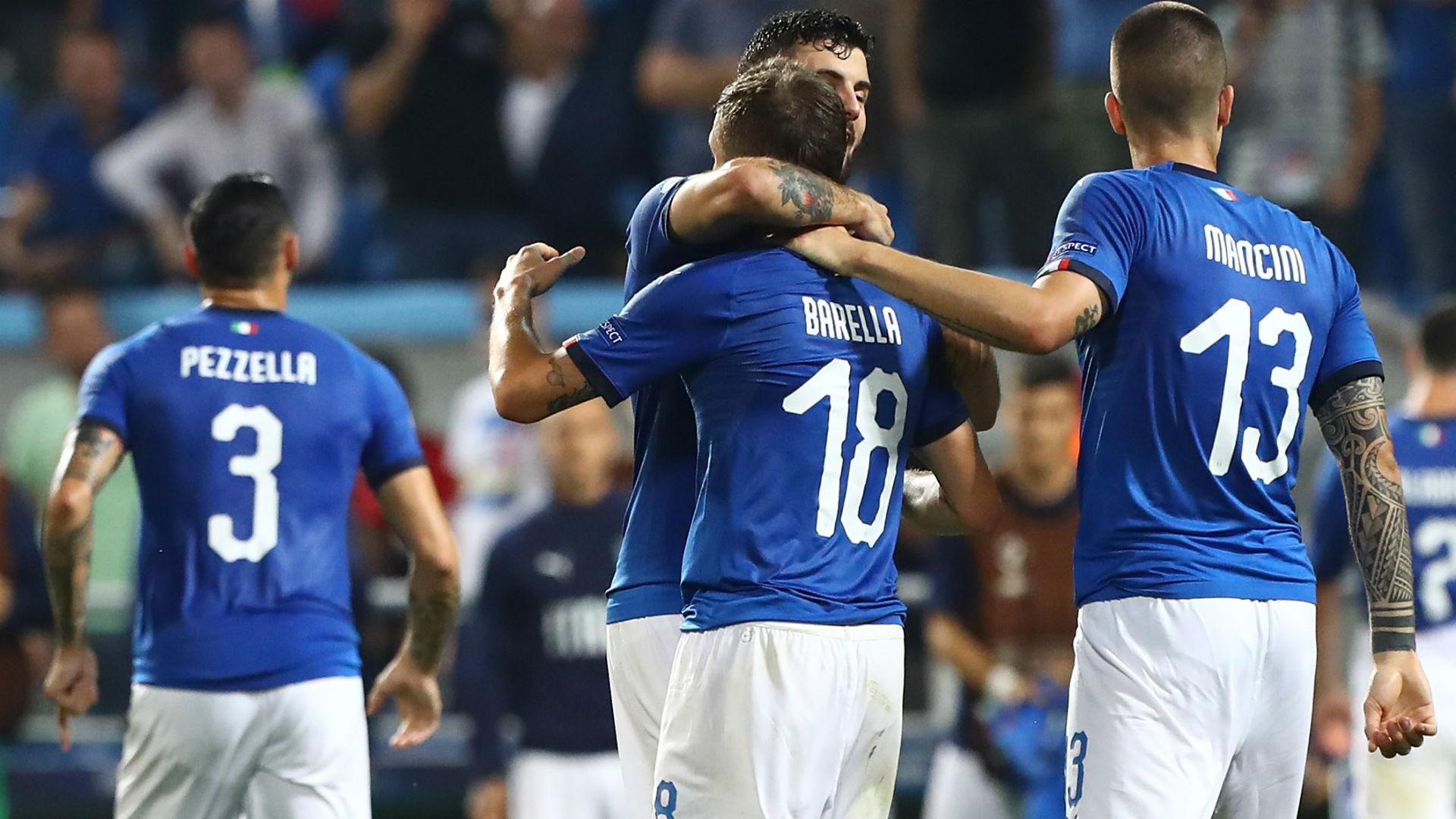 Belgium Italy Euro U21