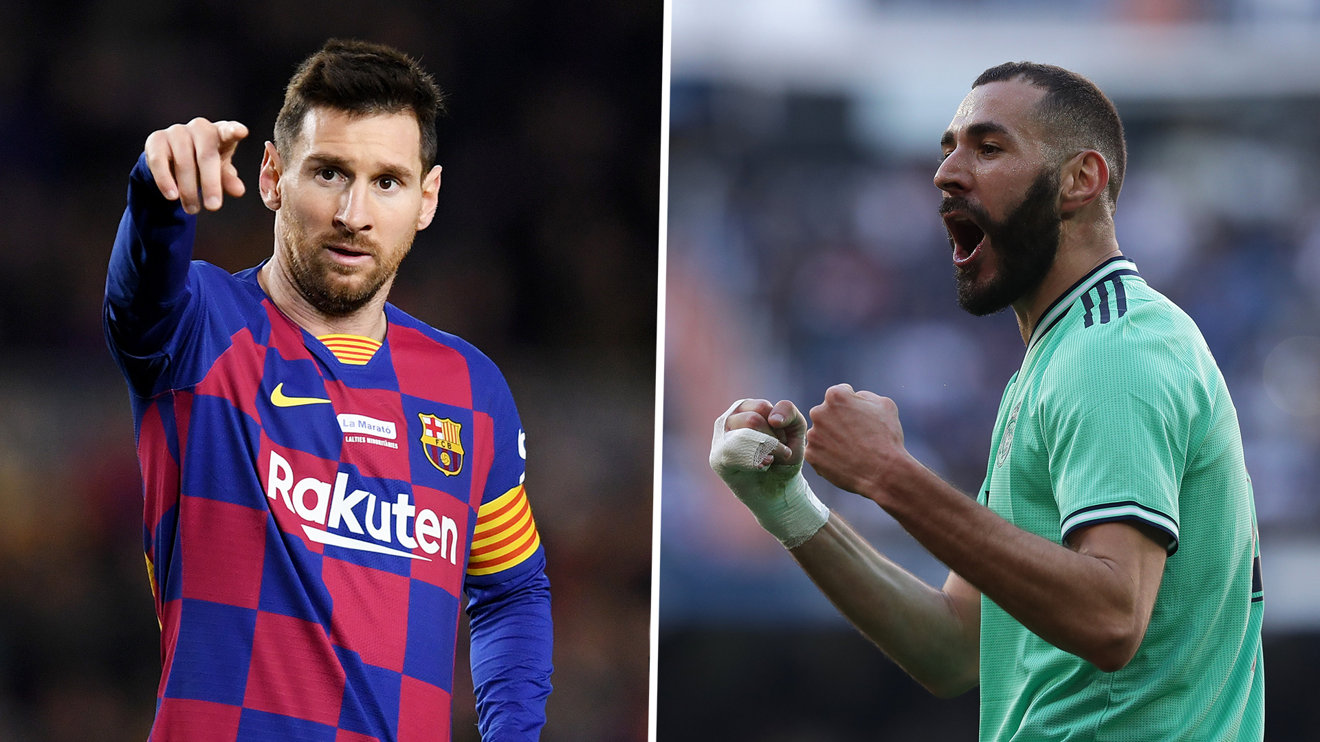 Amuneke hails Messi and Benzema's impact since Ronaldo's departure