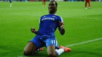 Didier Drogba Chelsea 2011-12