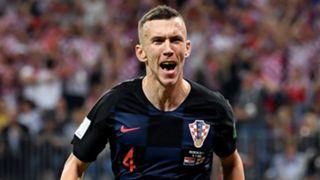 Ivan Perisic Croatia England World Cup