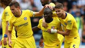 N'Golo Kante Huddersfield Chelsea