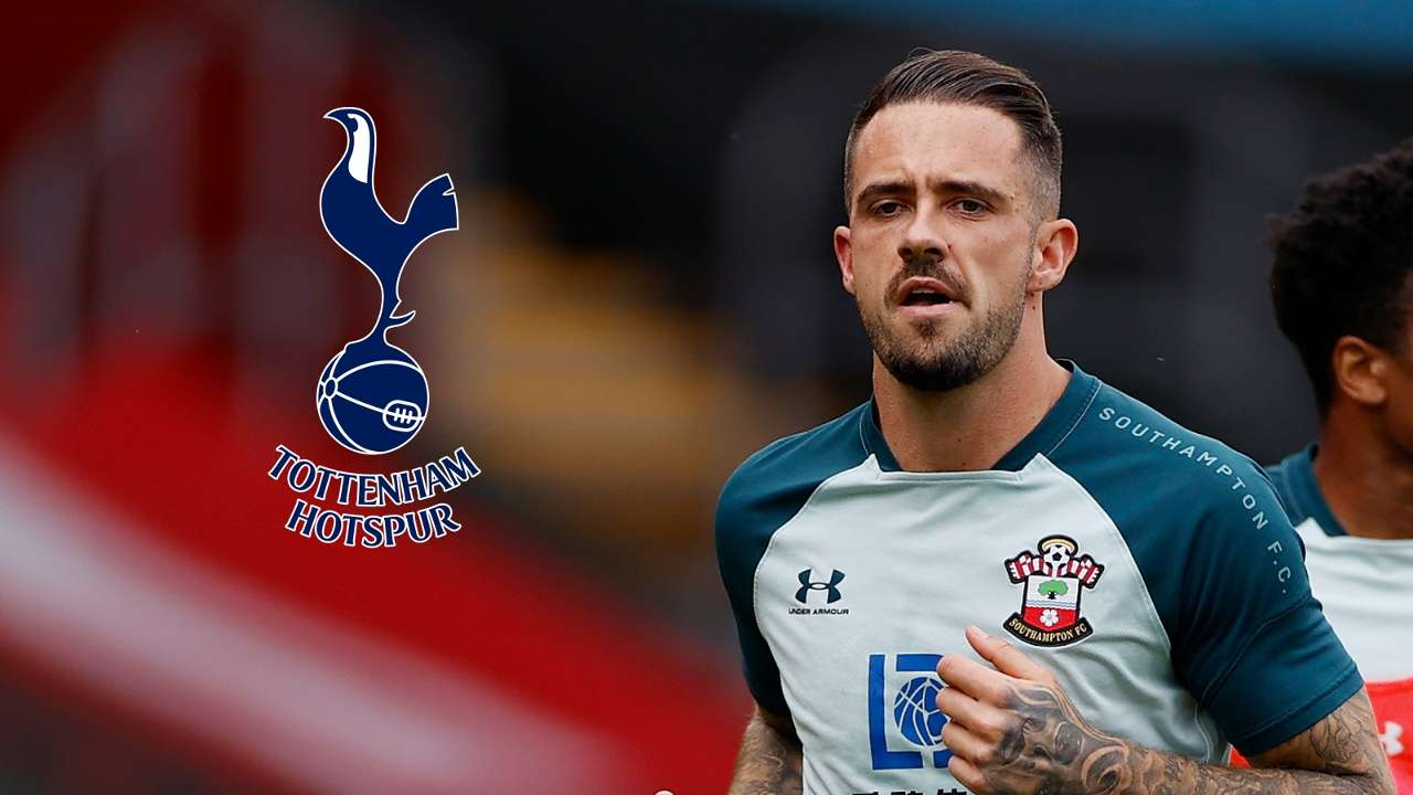 Danny Ings/Spurs composite