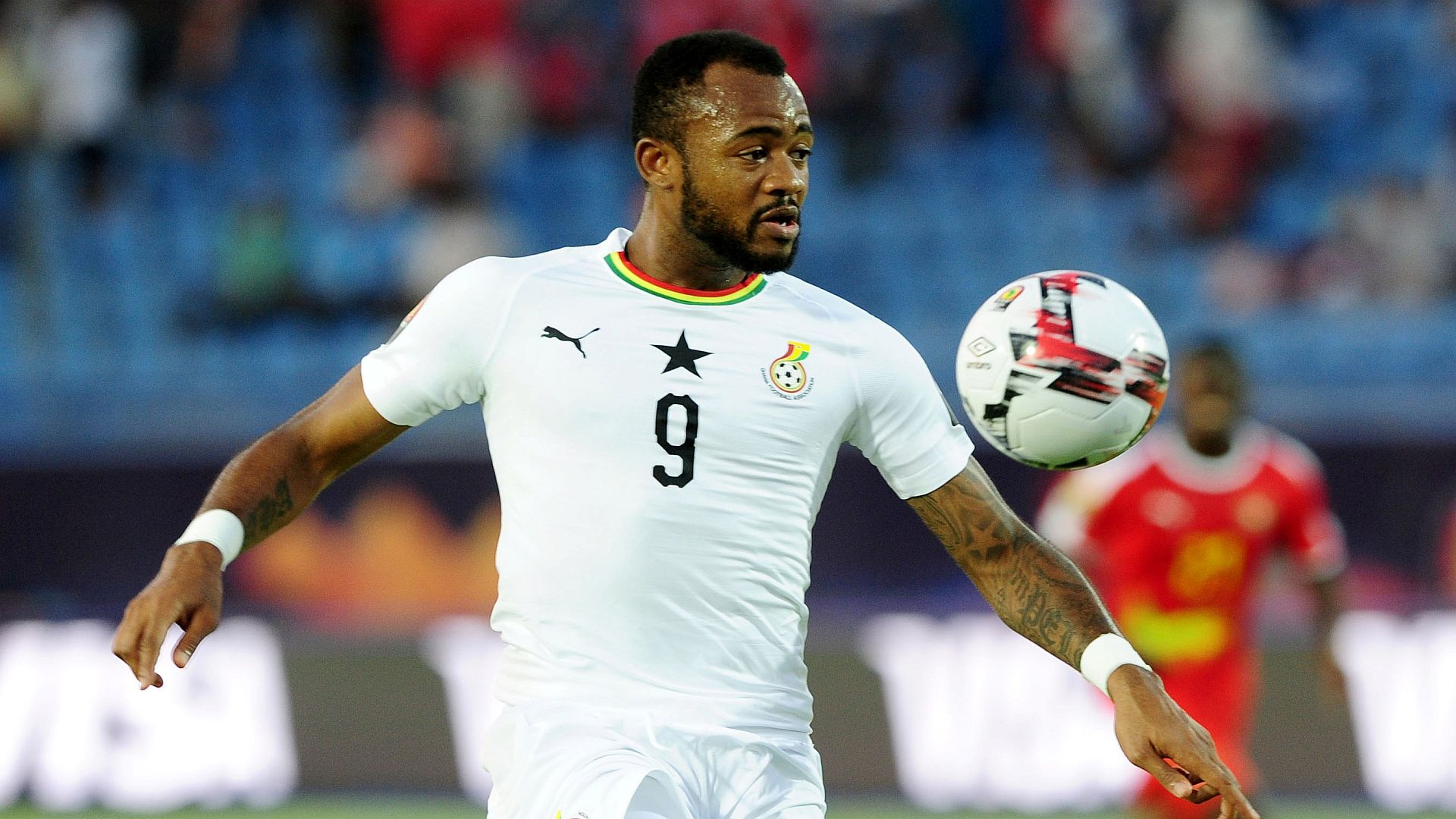 Jordan Ayew: Former Netherlands midfielder George Boateng calls for patience with Crystal Palace striker