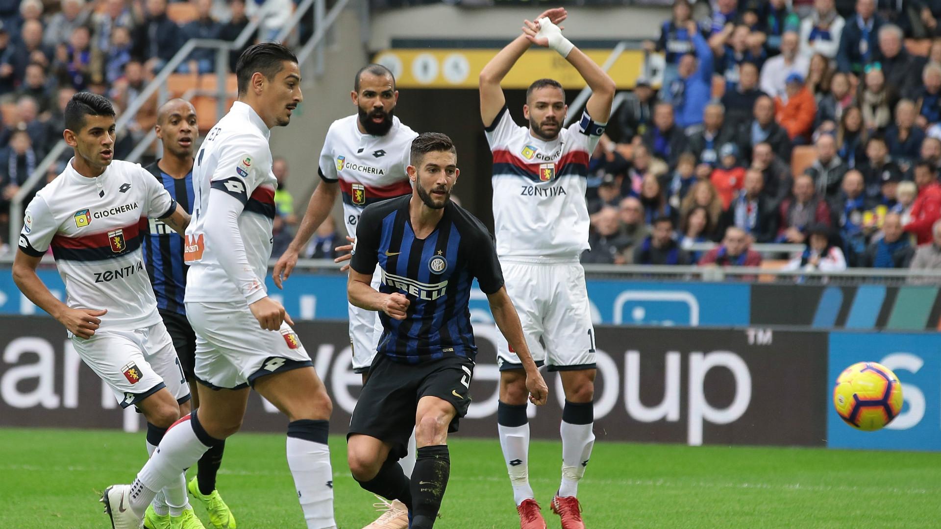 Genoa Inter Formazioni C E Tv E Diretta Streaming Goal Com