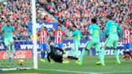 Messi vs Atletico Madrid