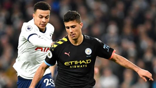 El resumen del Tottenham 2-0 Manchester City de la Premier League: vídeo, goles y estadísticas | Goal.com