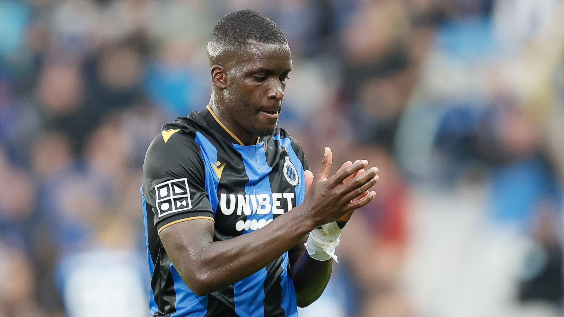 Nsoki: Club Brugge executed game plan perfectly against RB Leipzig
