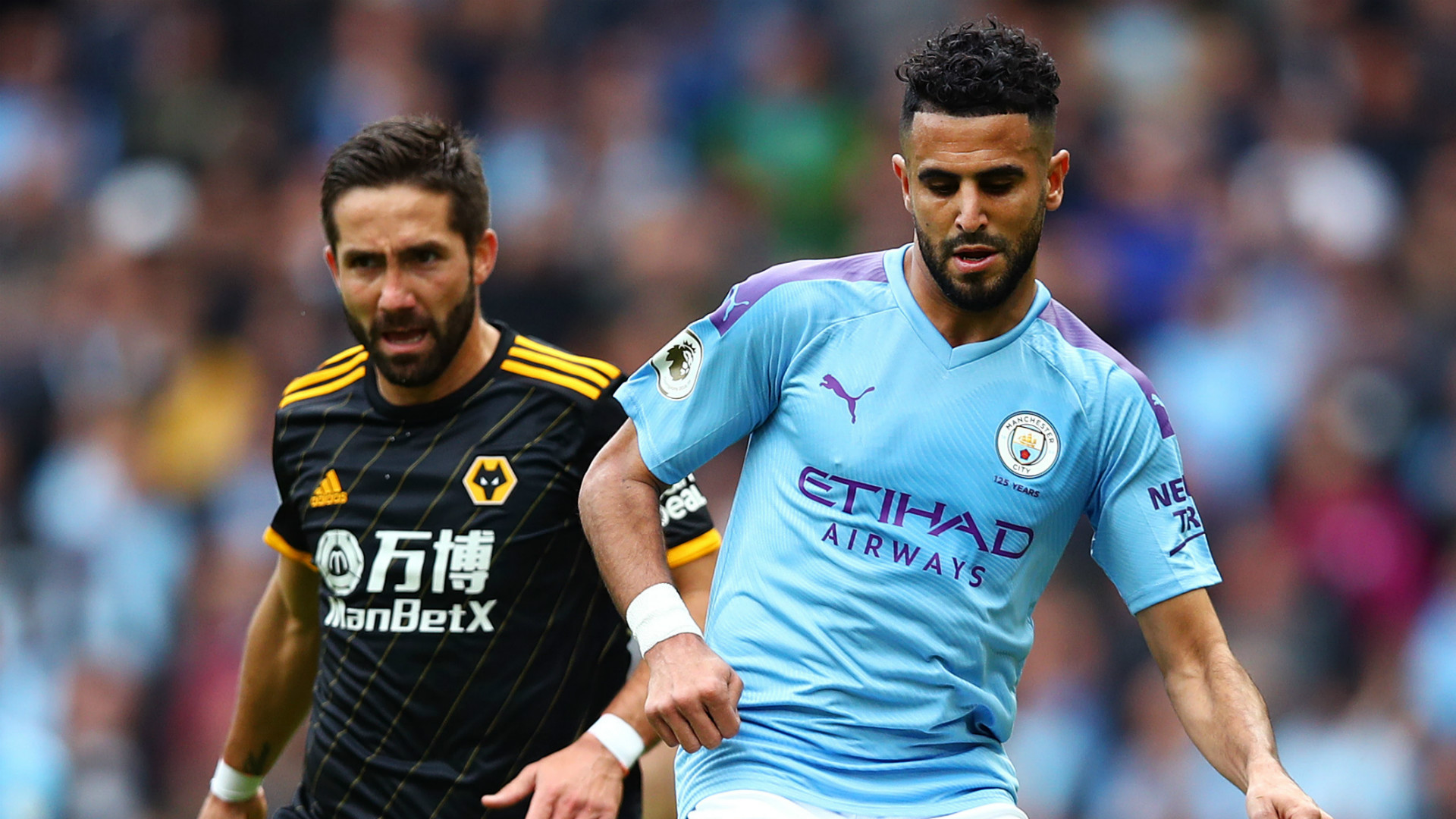 Mahrez Lifts Lid On His Initial Struggle To Adapt To