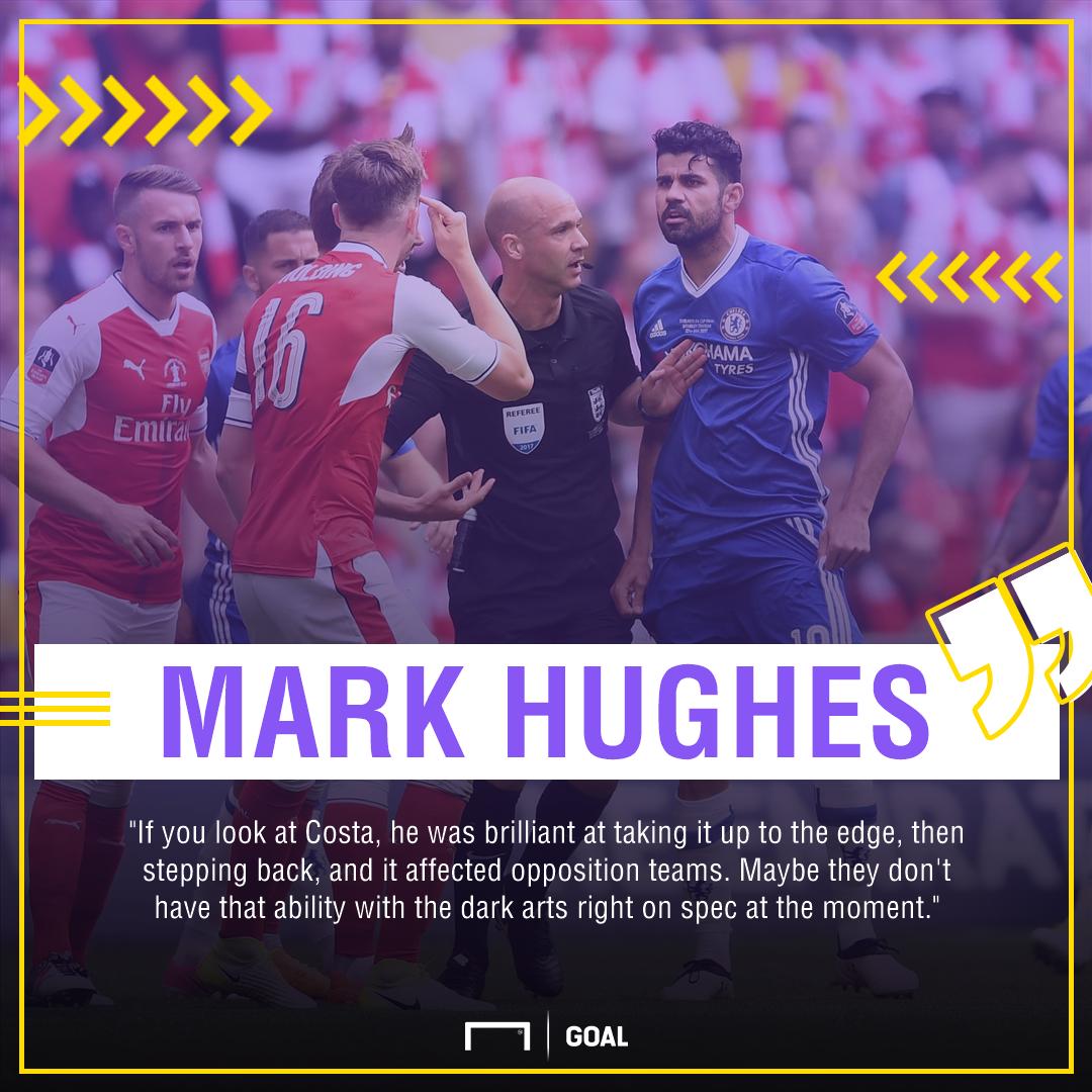 Mark Hughes GFX