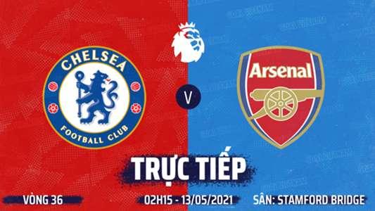 TRỰC TIẾP K+PM Chelsea vs Arsenal. Xem trực tiếp bóng đá hôm nay. Xem trực tiếp Ngoại hạng Anh. Link xem Ch...