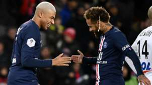 Kylian Mbappe Neymar PSG 2019