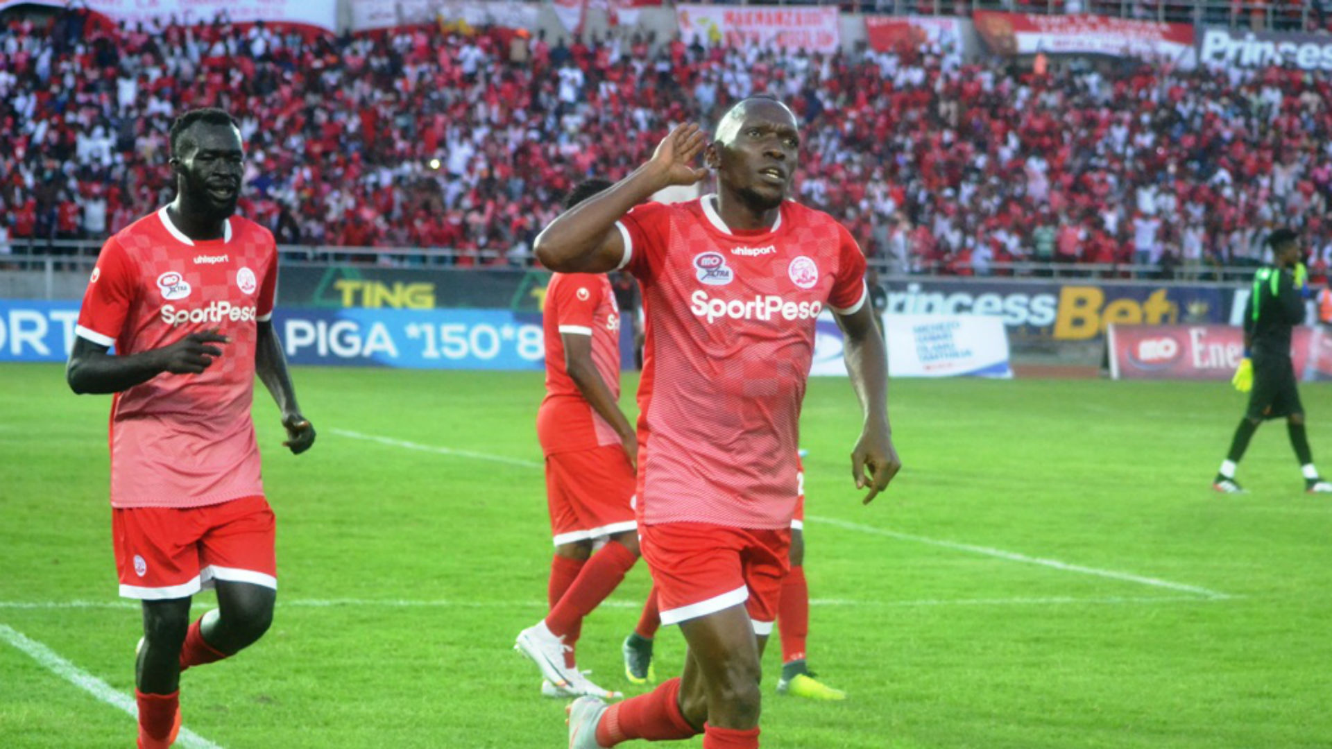 Simba SC striker Meddie Kagere will retain the Golden Boot - Aiyee ...