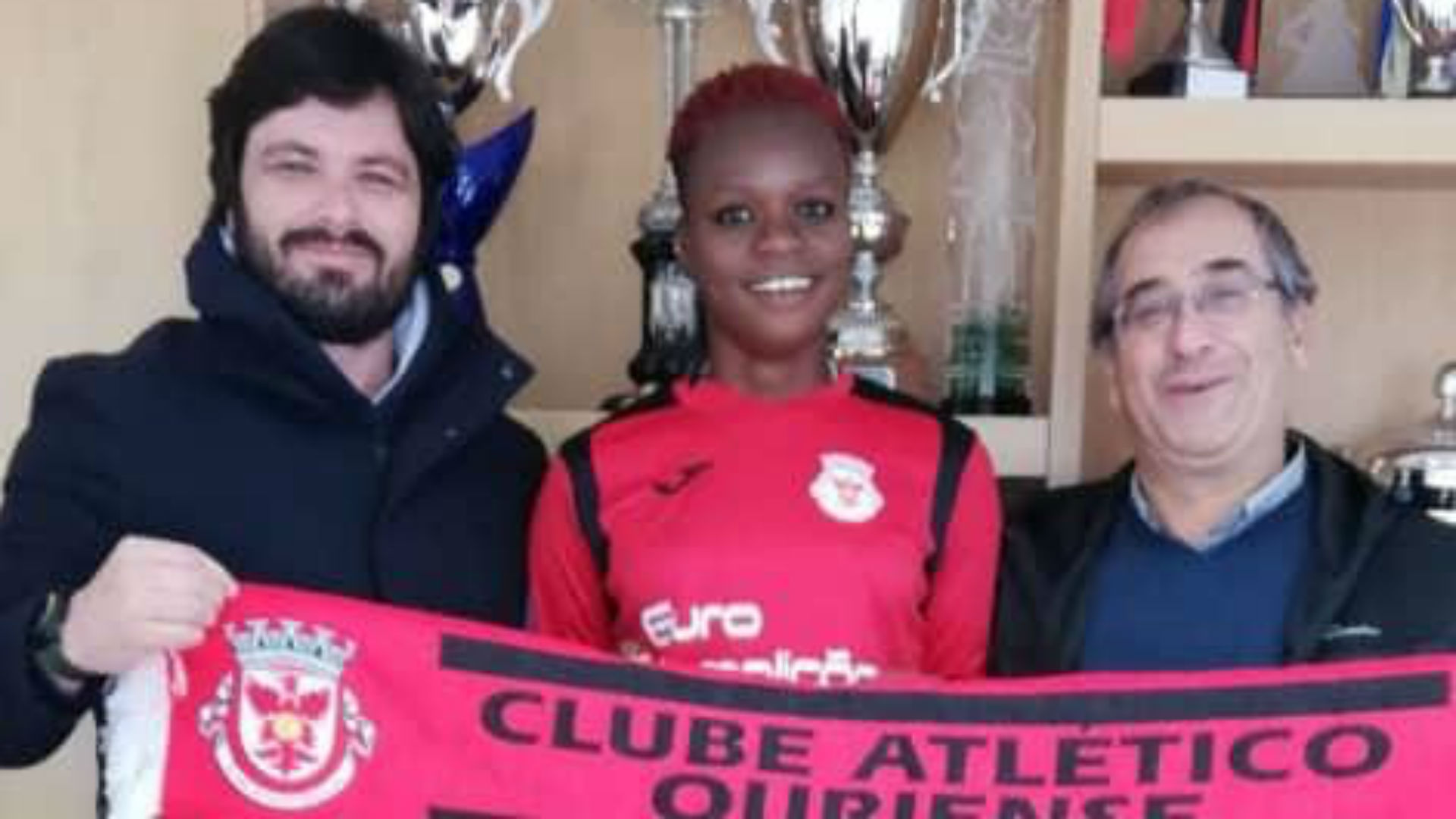 Aquino: Atletico Ouriense seal the signing of Harambee Starlets ace