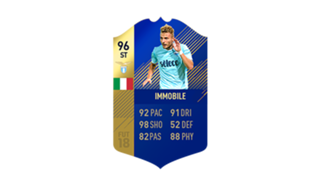 FIFA 18 Ultimate Team of the Season Immobile