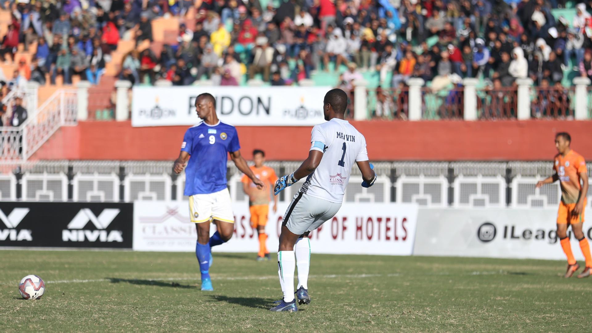 NEROCA Real Kashmir I-League 2019-20