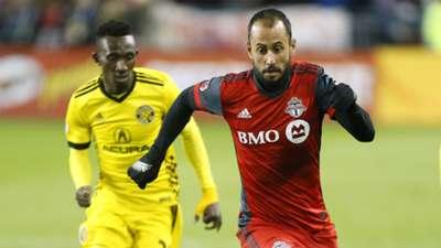 Victor Vazquez Toronto FC MLS