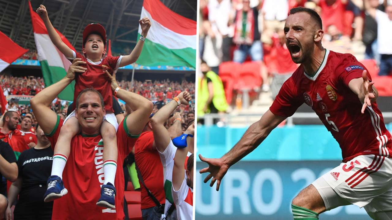 Attila Fiola Hungary France Euro 2020 GFX