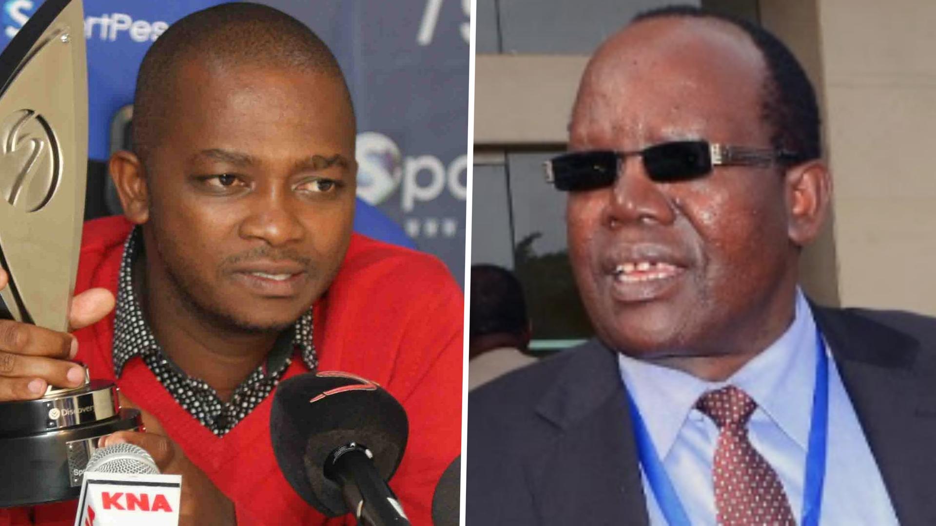 Fifa has thrown Mwendwa under the bus - FKF presidential aspirant Nyamweya