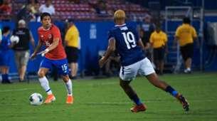Cristian Gamboa Costa Rica v Bermuda CONCACAF Gold Cup 06202019