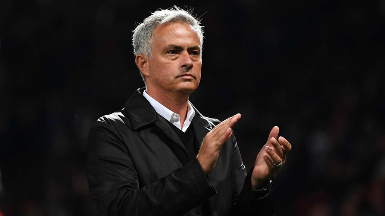 Jose Mourinho 2018