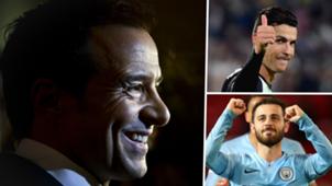 Cristiano Ronaldo, Bernardo Silva, Jorge Mendes