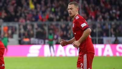 Joshua Kimmich FC Bayern 270119