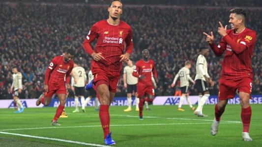 El resumen del Liverpool vs. Manchester United, de la Premier League: vídeo, goles y estadísticas | Goal.com