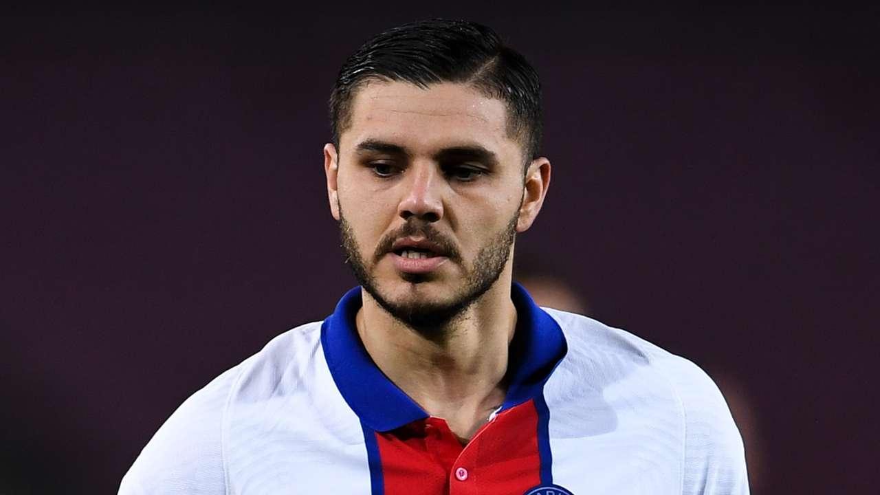Mauro Icardi, PSG 2020-21