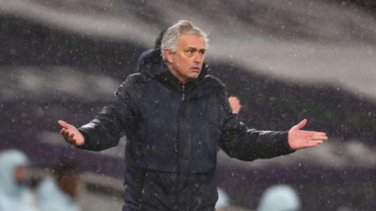'I feel much more than sadness' – Mourinho questions 'attitude' of Tottenham players after shock Europa League exit