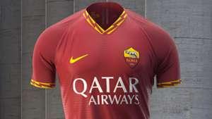 Roma home kit 2019-20